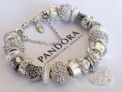 How To Add Charm Pandora Bracelet