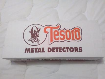 Metal Detector ( NEW ) Tesoro | Miscellaneous Goods | Gumtree