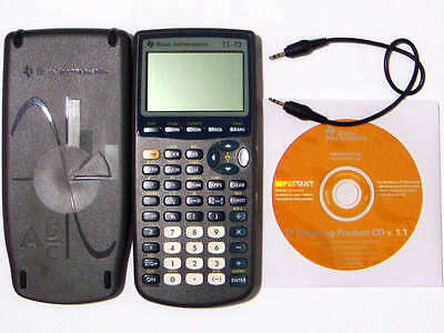 Texas Instruments TI-73 Graphing Calculator TI73