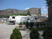 50 amp rv park  in Okanagan Falls B.C.