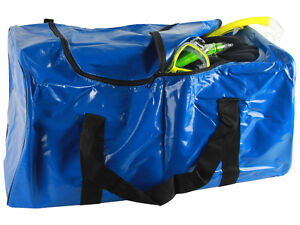 Large Heavy Duty Dive Bag *Non-rust Zips*