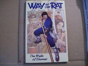 Way of the Rat -Crossgen