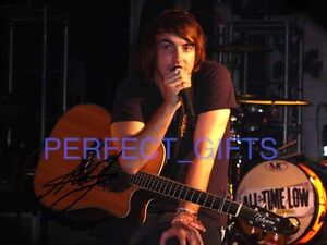 ALEX-GASKARTH-ALL-TIME-LOW-10X8-SIGNED-PP-REPRO-PHOTO-PRINT