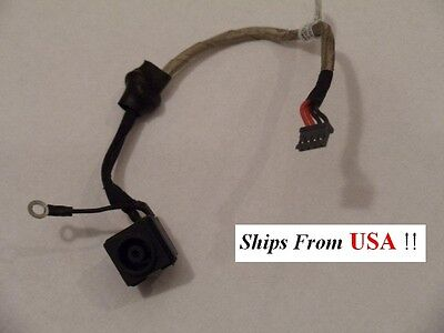 Sony Vaio Pcg-81114l Side Wired - Cable Harness Laptop Dc Power Jack