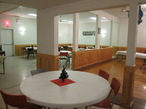 Manly Goodwill Community Hall For Rent west of Stony Plain, AB
