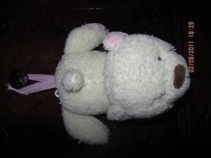 Crib toy accessory, Musical bear