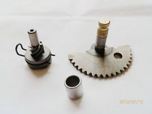 Kick Start Shaft Gear 50cc QMB139 Starter Motor Chinese Scooter Parts GY6