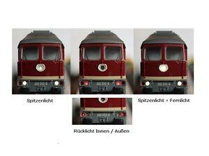 S532-Umbauset-para-H0-Marklin-Trix-Locomotoras-BR-232-132-234-Adaptador