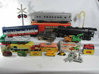 Collector Looking for OLD Lionel Trains, Matchbox, Dinky Toys