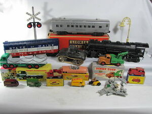 Collector Looking for OLD Lionel Trains, Matchbox, Dinky Toys London Ontario image 6