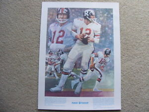 "FS: 1972 The Prudential Collection Russ Jackson ""Great Moments"""