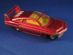 5 Collectible Toy Cars 1967-1999