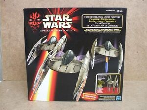 Star Wars:  Trade Federation Droid Fighters