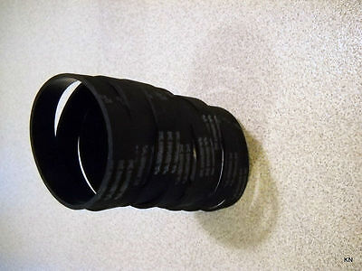 8pk Genuine Kirby Vacuum Black Belts For Older Machines 159056