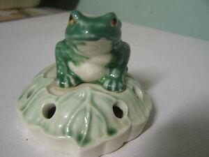 Antique Flower Frog Bedford Halifax image 2
