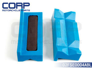 Nylon-Vice-Jaws-Magnet-Assemble-Hose-Fittings-Tool-AN-Jaw-Fiber-Vise