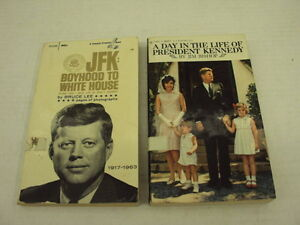 President Kennedy Books