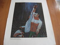 Prudential Collection-Greatest Moments in Canadian Sports Print