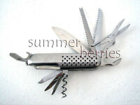 John-Benzen Swiss Army Style Camping Multifunction Pocket Knife