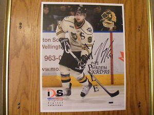 """FS: 2009-2010 London Knights """"Autographed"""" Player Photos London Ontario image 4"""