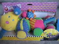 BRAND NEW Soft Stroller Toy Bar by Kids II