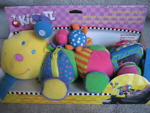 BRAND NEW Soft Stroller Toy Bar by Kids II
