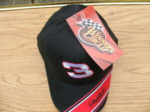 FS: Dale Earnhardt Winners Circle / Hase Caps with Original Tags London Ontario image 2