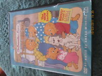 The Bernstain Bears (Trouble with Pets) DVD
