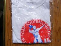 "FS: 2009 Budweiser ""New York Football Giants 1950"" Retro T-Shirt"