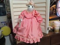 CRAFT MOUSE DOLL reduced