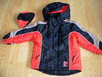 4 GUSTI EXTREME manteau d'hiver hiver garcon 7 8ans $279+txs