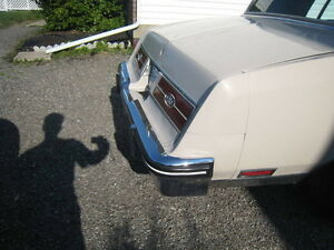 WANTED, BUICK RIVIERA,  BUMPER, FILLERS & INFORMATION