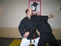 Karate - Martial Arts - Self-Defense - Kenshokan - Zendokan
