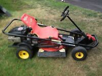 WANTED, CTC YARDWORKS GO CART LAWN MOWER PARTS  or INFORMATION
