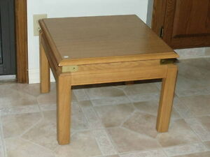 Kroehler Side Table, Coffee Table, TV Stand