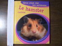 Le Hamster Curieux-Petit animal de compagnie