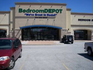 BEDROOM DEPOT BUNK BED SALE FROM $188 Windsor Region Ontario image 3