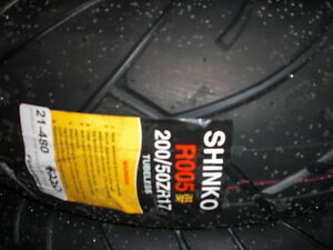 NEW TIRES FOR 600cc TO 1400cc SPORT BIKES FROM $300+TAX+ INSTALL Windsor Region Ontario image 3