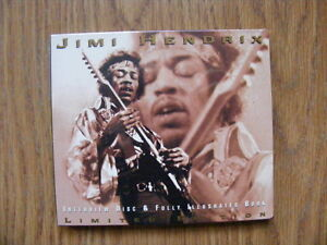 "FS: Jimi Hendrix Limited Edtion Picture Disc ""Interview"" CD"