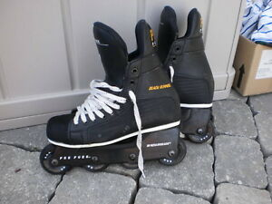 INLINE SKATES SIZE 8 Men's / Boy's ( Senior ) Windsor Region Ontario image 2