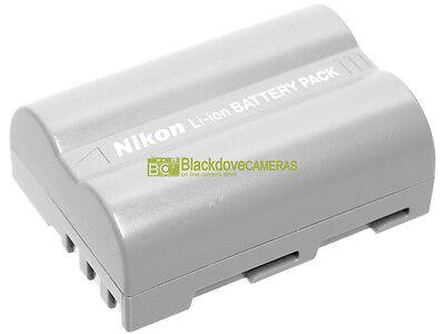 Batteria Nikon EN-EL3e per D300, D300S, D700, D90, D80, D70, D100. Originale!