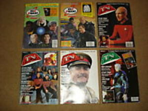 Red Dwarf Collectors Magazines!