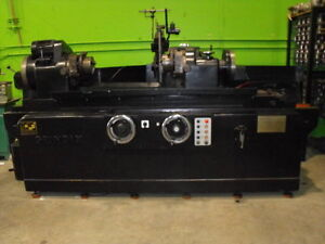 crankshaft grinder hydraulic  power 220 cap 40 inch
