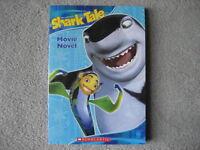 BRAND NEW Shark Tale Movie Novel