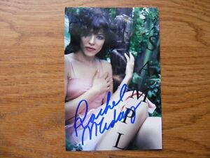 "FS: Rachel McAdams ""Autographed"" 4x6 Photo"