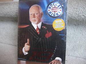 BRAND NEW Don Cherry #19 - Hockey Night in Canada DVD