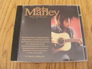 "FS: 1992 Island Records Bob Marley ""Songs Of Freedom"" Promotiona"