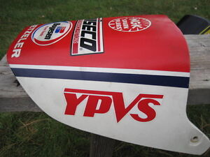RZ500 YAMAHA SOLO SEAT COVER AND TAIL LIGHT COVERS Windsor Region Ontario image 9