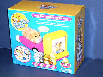 Cepia Zhu Zhu Pets Hamsters Addon Movie Theater