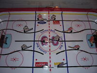 jeu hockey sur table coleco stiga benej MONTREAL,QUEBEC,BOSTON